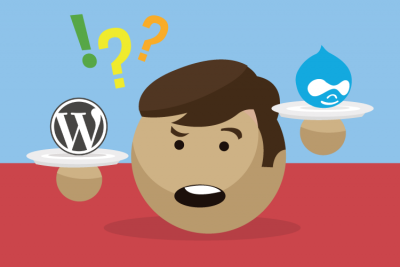 Drupal or WordPress Choose the Right CMS for Your Business
