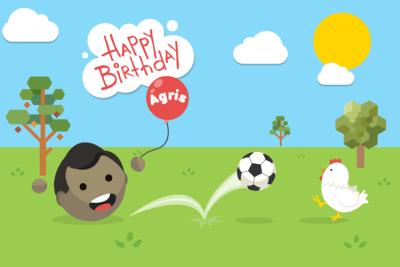 ImageWorks DC design firm celebrates Agris' birthday in Indonesia