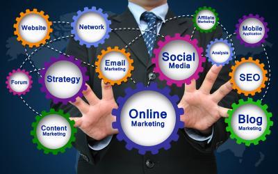 Branding and marketing online