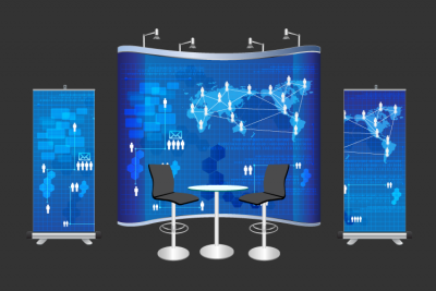 Get a quote for trade show marketing and trade show booth design