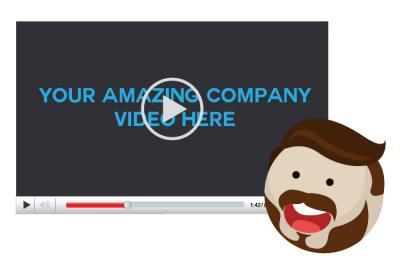 Video for social media marketing purposes