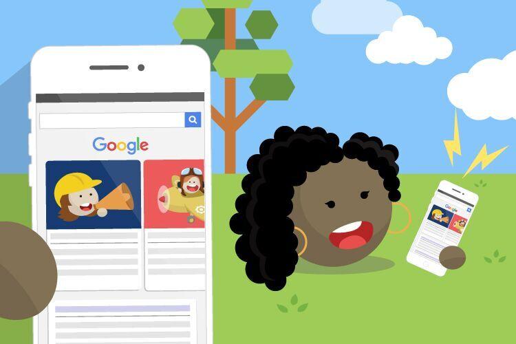 Google AMP For Mobile UX